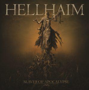 Okładka płyty hellhaim