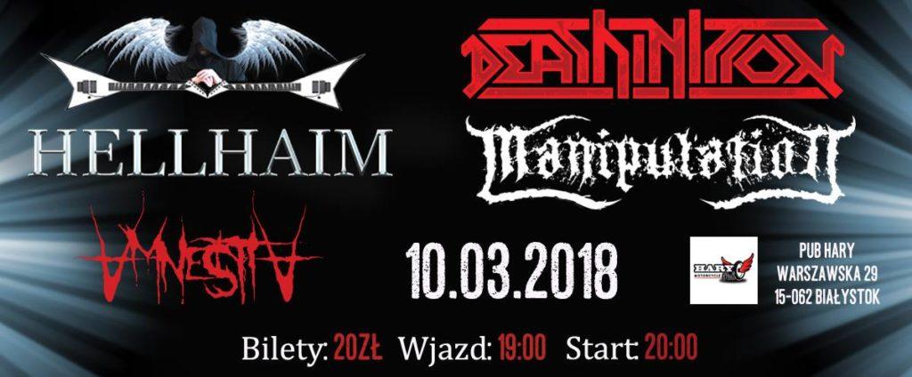 Death metal Białystok