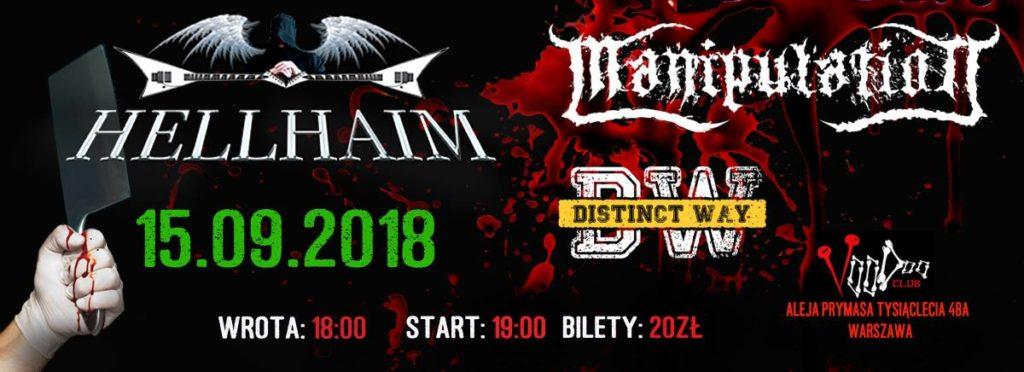 rock metal polska