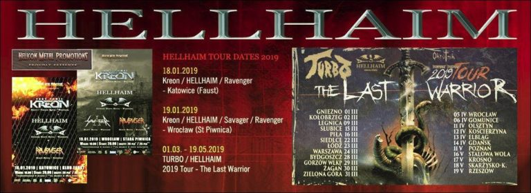 Trasa koncertowa Turbo Hellhaim